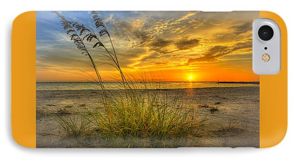 Summer Breezes IPhone Case by Marvin Spates