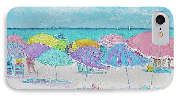 Summer Days Drifting Away IPhone Case by Jan Matson