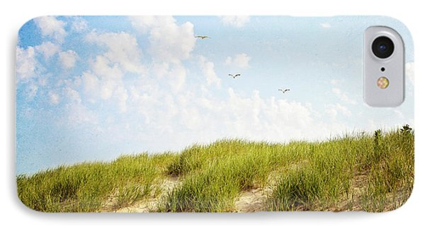 IPhone Case featuring the photograph Summer Dunes by Melanie Alexandra Price
