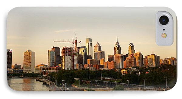 Summer Evening In Philadelphia IPhone Case
