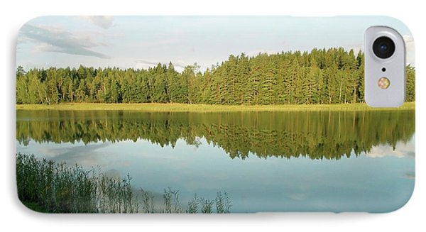 Summer Finland Archipelago IPhone Case