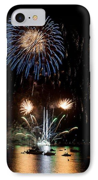Summer Fireworks I IPhone Case