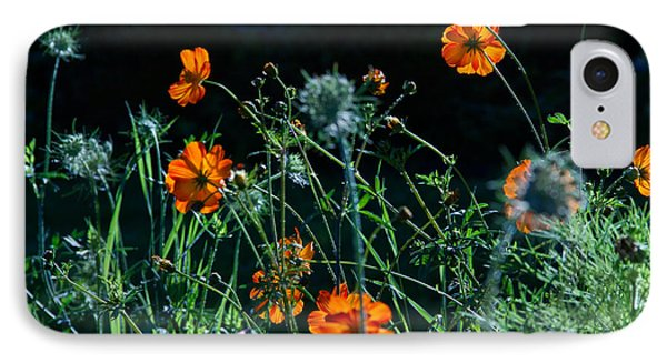 Summer Flowerbed IPhone Case