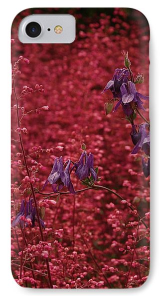 IPhone Case featuring the photograph Summer Flowers by Viktor Savchenko