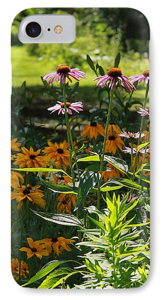 Summer Garden IPhone Case