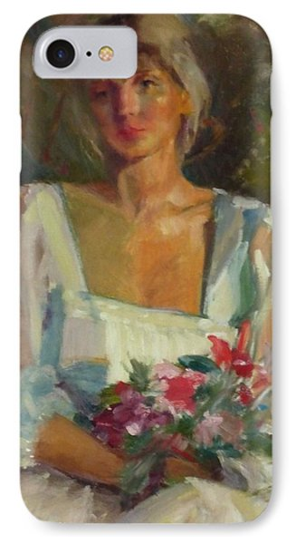 Summer Gift Phone Case by Irena Jablonski