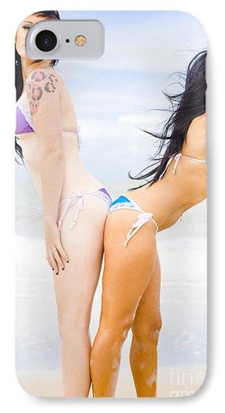 Summer Girls IPhone Case