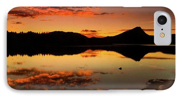 Summer Glow IPhone Case by John De Bord
