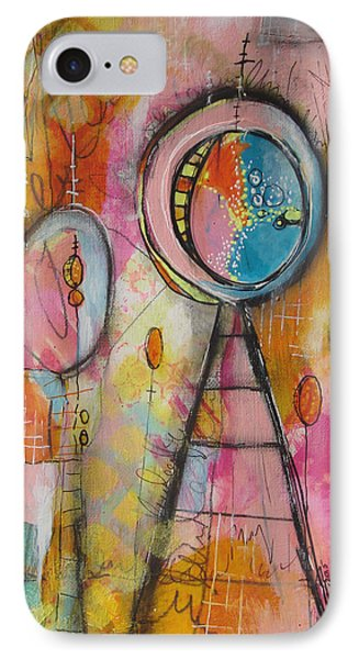 Summer IPhone Case by Karin Husty