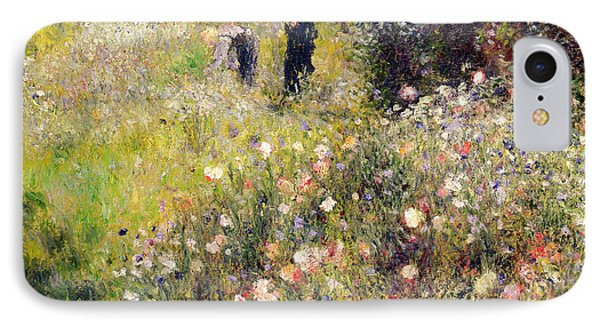 Summer Landscape Phone Case by Pierre Auguste Renoir