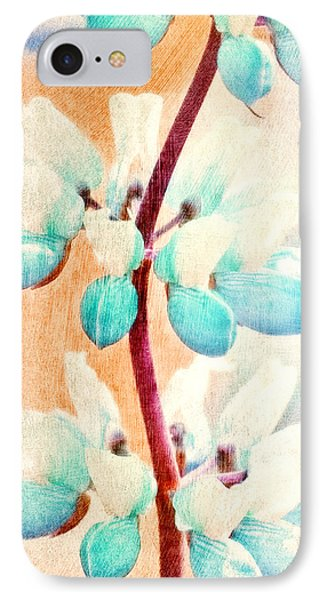 Summer Lupine IPhone Case by Bonnie Bruno