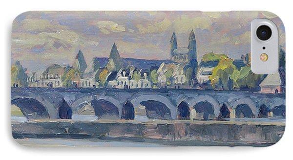 Summer Meuse Bridge, Maastricht IPhone Case