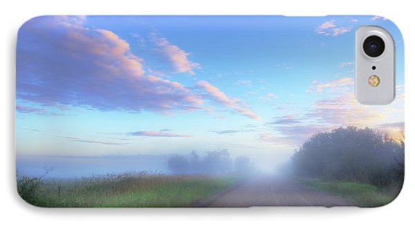 IPhone Case featuring the photograph Summer Morning In Alberta by Dan Jurak