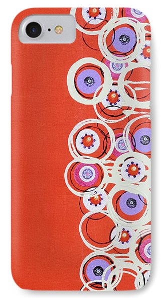 Summer Of Love II IPhone Case by Graciela Bello