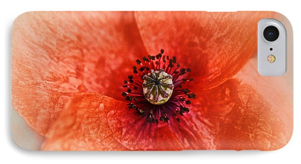 IPhone Case featuring the photograph Summer Poppy by Douglas MooreZart