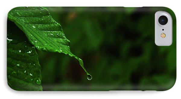 Summer Rain IPhone Case