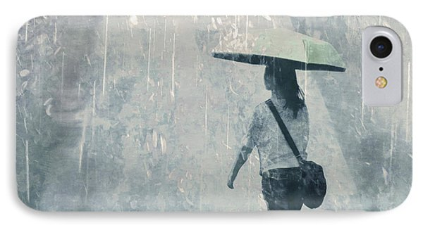 IPhone Case featuring the photograph Summer Rain by LemonArt Photography