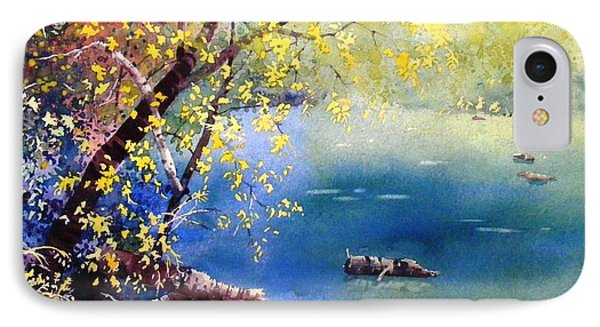Summer River IPhone Case