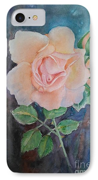 Summer Rose - Painting IPhone Case