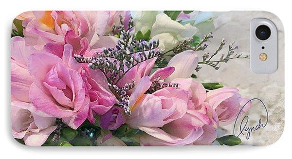 Summer Roses 3 IPhone Case