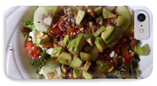 IPhone Case featuring the photograph Summer Salad by Joel Deutsch