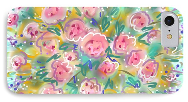 Summer Scarf IPhone Case by Jean Pacheco Ravinski