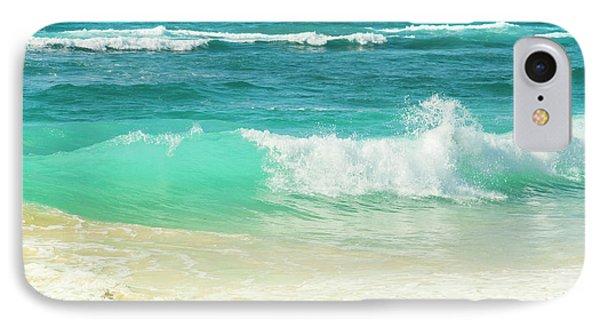 Summer Sea IPhone Case by Sharon Mau