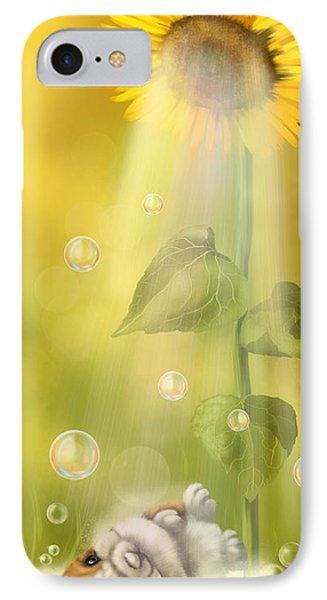 Summer Shower IPhone Case by Veronica Minozzi