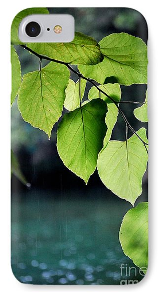 Summer Showers IPhone Case by Robert Meanor