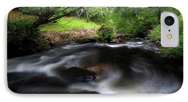 IPhone Case featuring the photograph Summer Stream by Tim Nichols