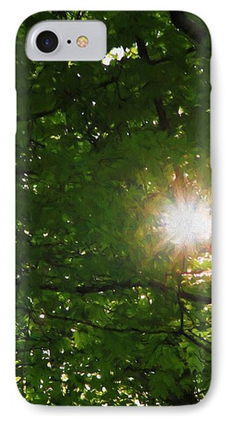 Summer Sun IPhone Case by Dan Sproul
