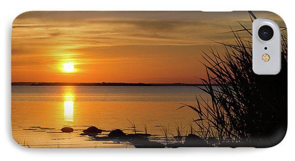 IPhone Case featuring the photograph Summer Sunset by Kennerth and Birgitta Kullman