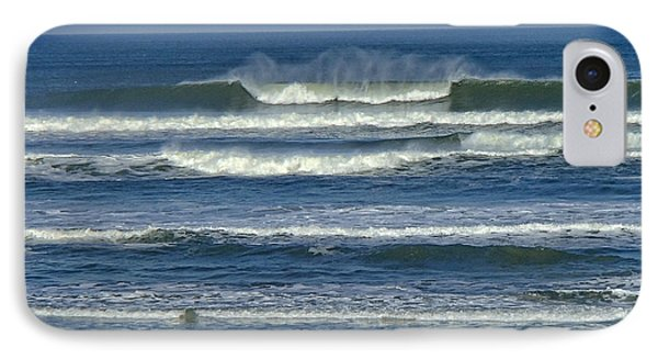 Summer Swell IPhone Case by Donna Cain