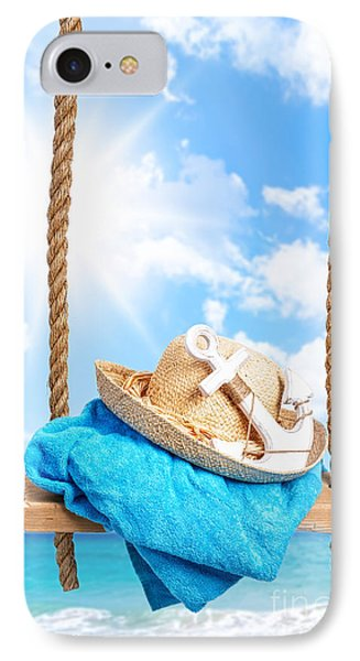 Summer Swing IPhone Case