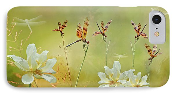 IPhone Case featuring the photograph Summer Symphony by Bonnie Barry