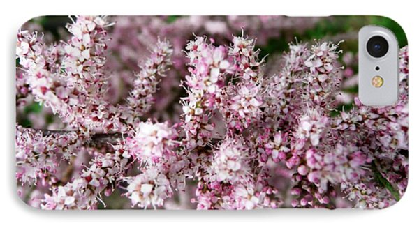 IPhone Case featuring the photograph Summer Tamarisk by Jean Bernard Roussilhe
