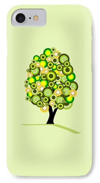 Summer Tree IPhone 7 Case by Anastasiya Malakhova