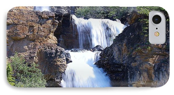 IPhone Case featuring the photograph Summer White Water by Al Fritz