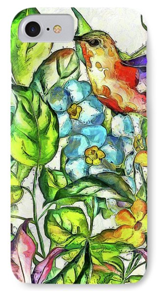 Summer Wonder And Beauty IPhone Case by Autumn Moon
