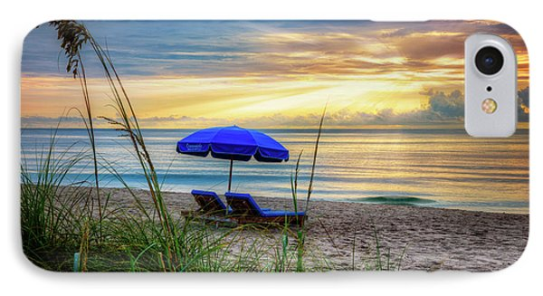 IPhone Case featuring the photograph Summer's Calling by Debra and Dave Vanderlaan