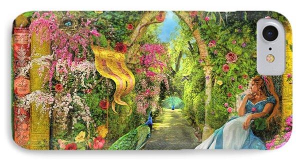 Summers Garden IPhone Case by Aimee Stewart