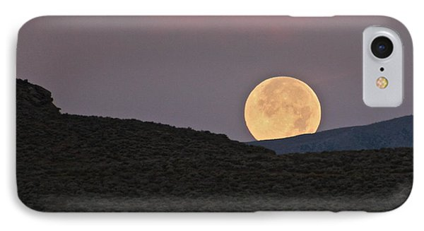 Summers Super Moon IPhone Case