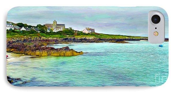 Summertime, Isle Of Iona IPhone Case