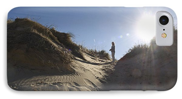IPhone Case featuring the photograph Sun And Sand  by Tara Lynn