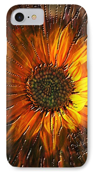 Sun Burst IPhone Case
