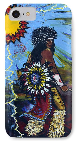 Sun Dancer Phone Case by Karon Melillo DeVega