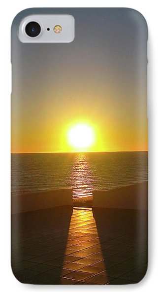 Sun Gazing IPhone Case