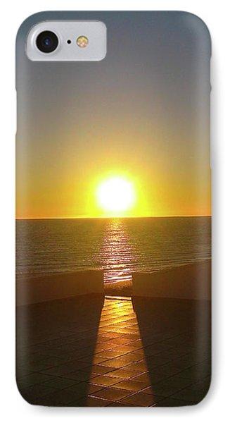 Sun Gazing IPhone Case
