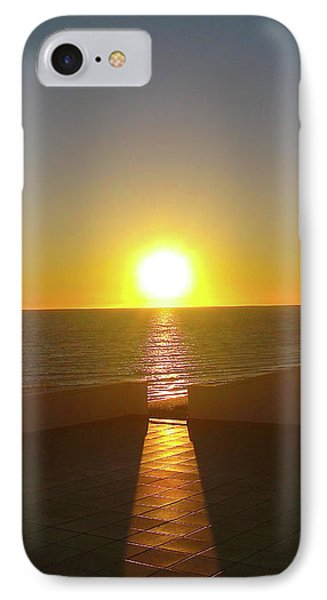 Sun Gazing IPhone Case by Gem S Visionary