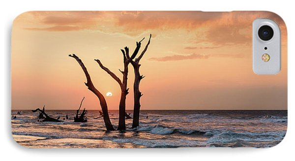 Bull iPhone 7 Case - Sun Is Up by Ivo Kerssemakers